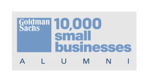 Ten thousand businesses Goldman Sachs alumni.