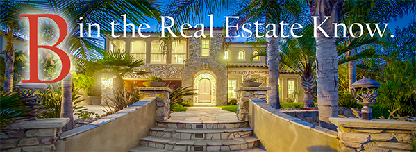 """B"" in the Real Estate Know with Brenda Trigo and VB Realty Group."
