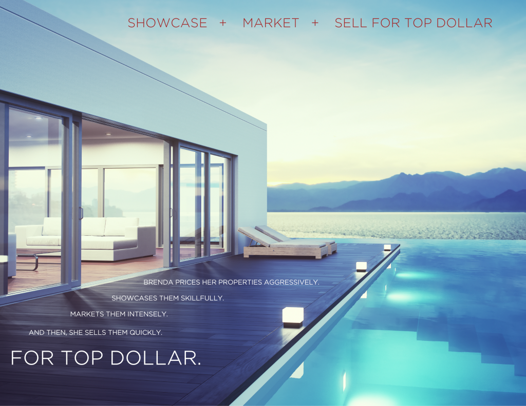Showcase, Market, Sell for Top Dollar.